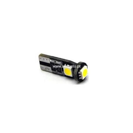 W5W T10 COM 3 LED SMD 5050 CANBUS
