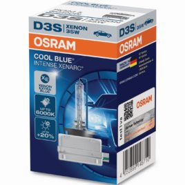 Xenon Osram Cool Blue Intense D3s 6000K