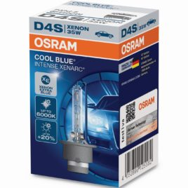 Osram Cool Blue Intense D4s 6000K