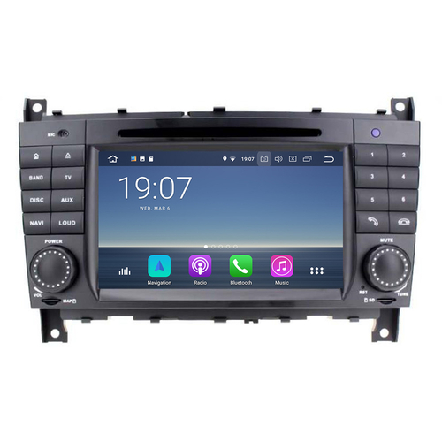 Radio Gps Autoradio 2 Din Bluetooth Android Wi Fi All4auto
